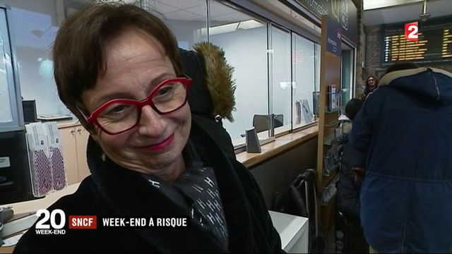 SNCF : pagaille en gare de Paris Bercy