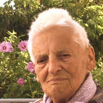 Bernadette Paillotsurune photo datée d'août 2020 transmise à franceinfo par ses proches. (DR)