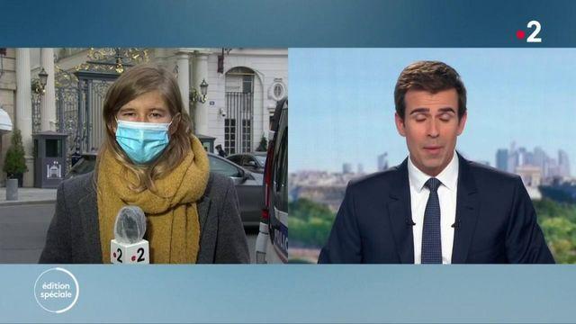 """Attaque au couteau à Nice : la France en """"urgence attentat"""""""