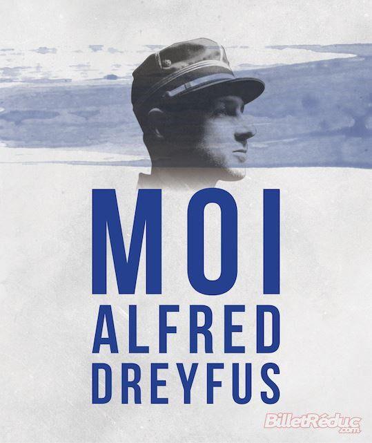 """L'affiche de """"Moi, Alfred Dreyfus""""  (DR)"""