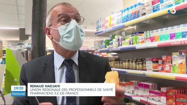 Covid-19 : les autotests bientôt disponibles en pharmacie ?