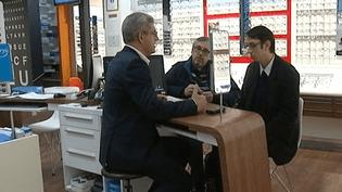 Des lunettes pour les malvoyants (France 3)