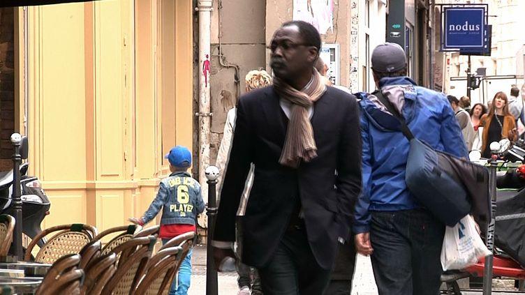 Tchadien, le réalisateur Mahamat-Saleh Haroun vit en France depuis 1982. (HP/FTV)