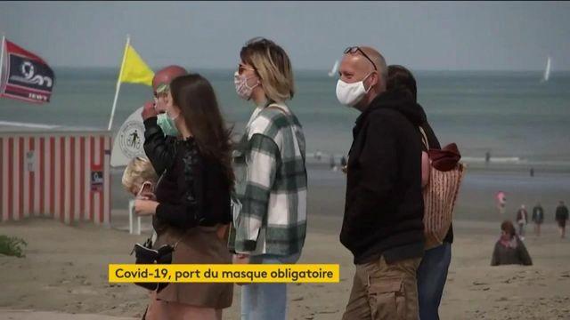 Coronavirus : le masque obligatoire à l'extérieur dans certaines communes
