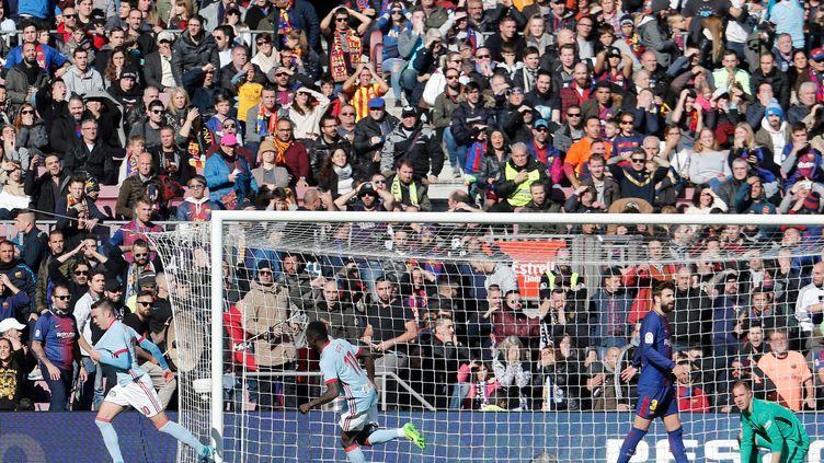 Barcelone vient de lâcher quatre points en deux matches
