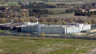 La prison de Tarascon en décembre 2003. (GERARD JULIEN / AFP)