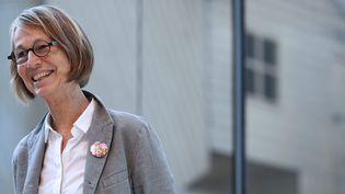 La ministre de la Culture Françoise Nyssen  (Jean-Marc LOOS PHOTOPQR/L'ALSACE/MAXPPP)