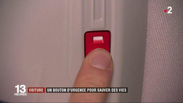 Voiture : un bouton d'urgence pour sauver des vies