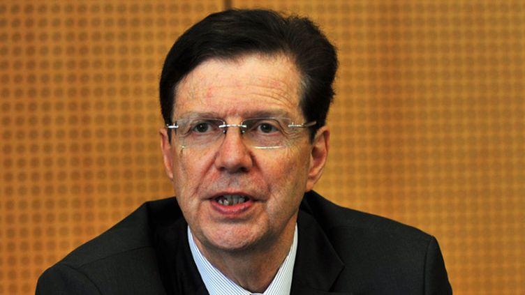 (Le président du conseil général du Tarn, le socialiste Thierry  Carcenac © MAXPPP)