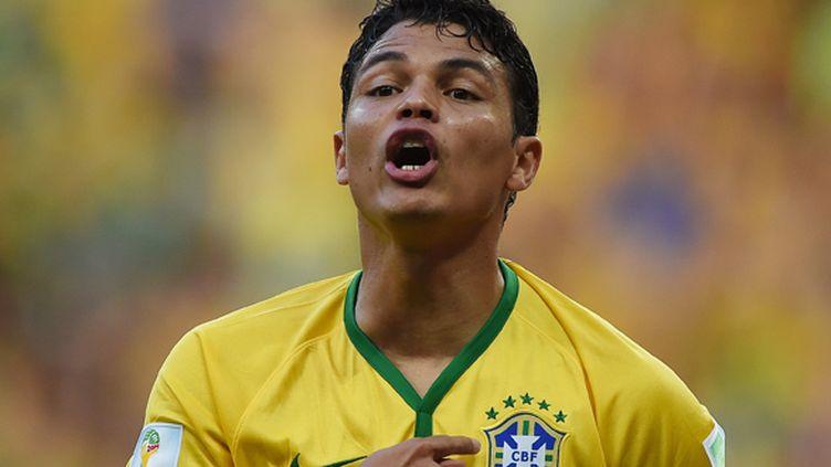 Thiago Silva (EITAN ABRAMOVICH / AFP)
