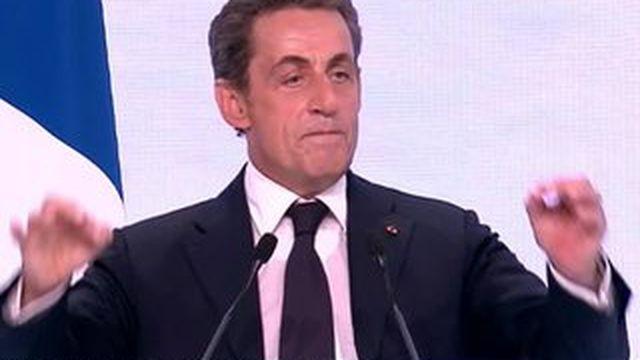 Nicolas Sarkozy active la reconquête