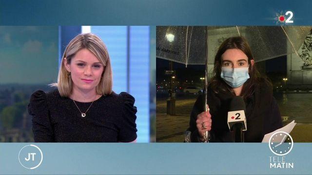 Nouvel an: une surveillance policière renforcée partout en France