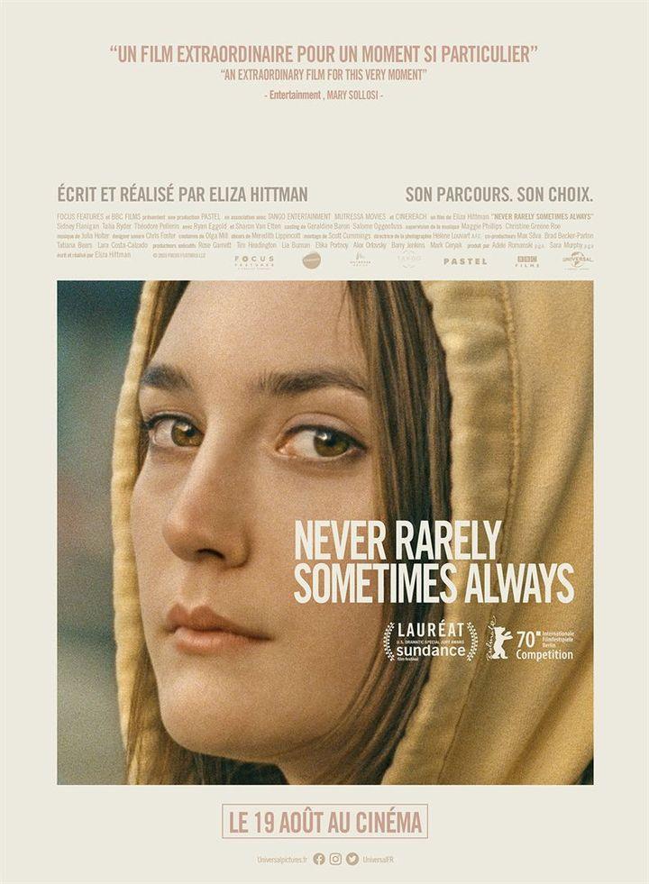 Never Rarely Sometimes Alwaysest en salles le 19 août. (Universal Pictures France)
