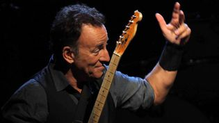 Bruce Springsteen en concert à Bercy les 4 et 5 juillet au Palais Omnisports de Bercy à Paris  (Olivier Corsan/ MAXPPP)