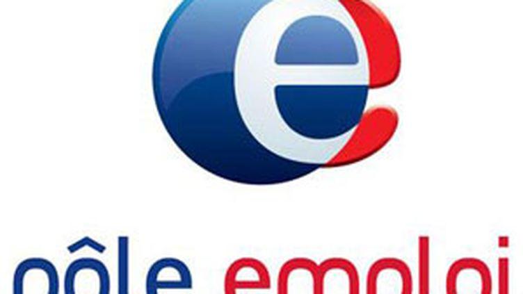 """Logo de """"Pôle emploi"""", issu de la fusion entre l'Agence nationale pour l'emploi (ANPE) et les Assedic (© France)"""