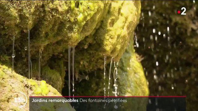 Isère : à la découverte des fontaines pétrifiées