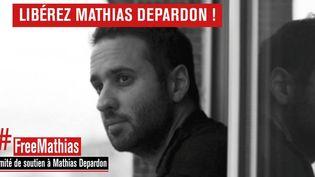Un hashtag #FreeMathias a été lancé sur Twitter en faveur de la libération du photojournaliste