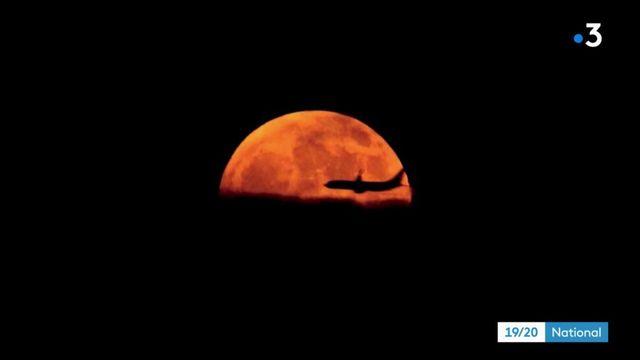 Éclipse de Lune : aux quatre coins du globe, l'émerveillement