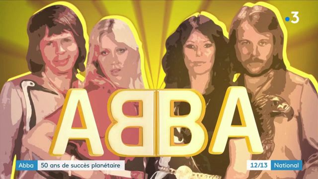 Musique : ABBA, 50 ans de succès planétaire