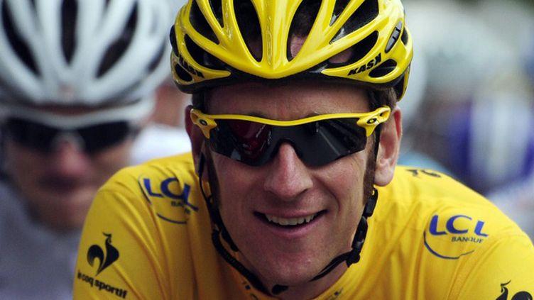 Bradley Wiggins sur le Tour 2012