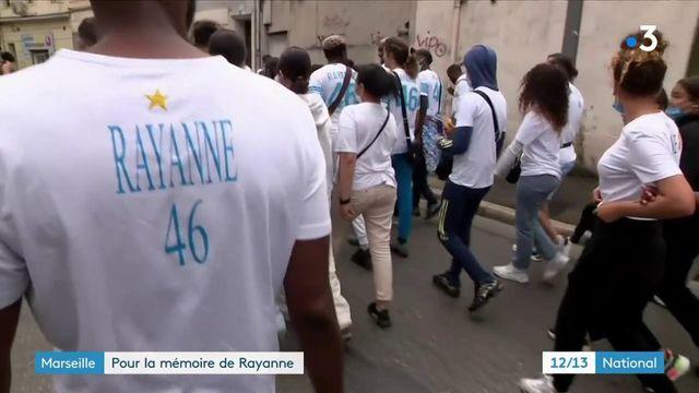 Marseille : une marche blanche en mémoire de Rayanne, adolescent tué dans une fusillade