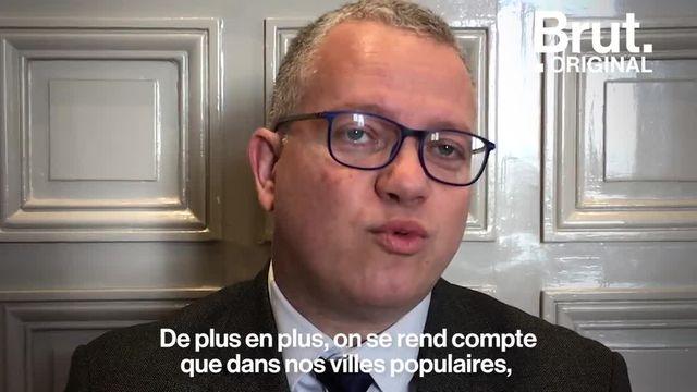 Brut. : Chronopost Saint Denis
