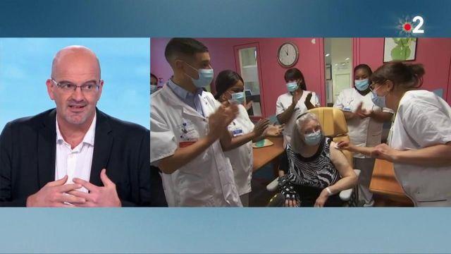 """Vaccination contre le coronavirus : un """"problème d'organisation"""" en France ?"""