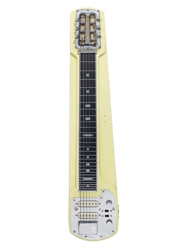 JEDSON, JAPAN, 1974 AN ELECTRIC CONSOLE STEEL GUITAR (CHRISTIE'S - THE DAVID GILMOUR GUITAR COLLECTION)