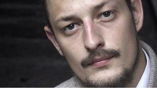 Hector Mathis, lors de la rentrée littéraire 2018. (MARK MELKI)