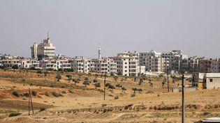 Les habitants d'Idlib craignent l'offensive del'armée syrienne. (OMAR HAJ KADOUR / AFP)