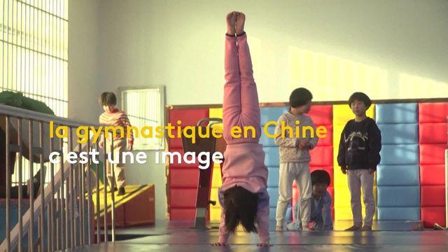 Chine : l'école de gymnastique Li Xiaoshuang mise sur le bien-être pour ses futurs athlètes olympiques