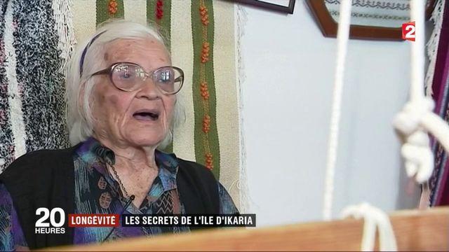 Longévité : les secrets de l'île d'Ikaria, en Grèce