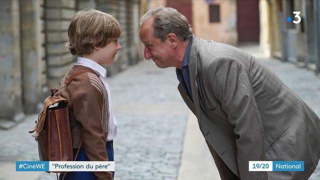 Cinéma : Benoît Poelvoorde, mythomane dans le film Profession du père