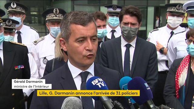 Israël-Palestine : Gérald Darmanin revient sur l'interdiction de manifester à Paris