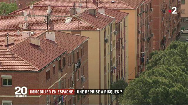 Les ventes immobilières à la hausse en Espagne