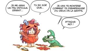 """""""Ernest et Rebecca"""", bande-dessinée virale chez les enfants de 7 à 77 ans.  (Bianco/Dalena/Lombard)"""