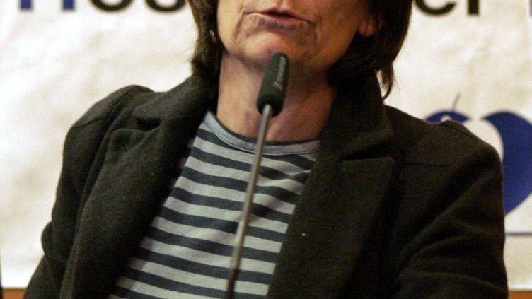 La Pr Christine Katlama à Paris le 30 novembre 2006. (DAMIEN MEYER / AFP)