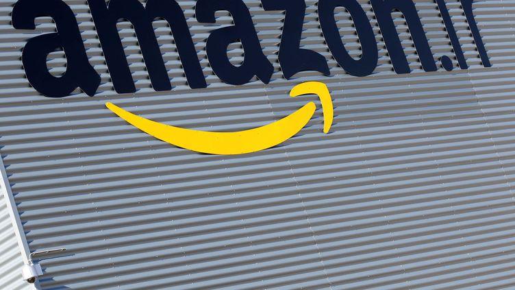 Le géant de la vente en ligne, Amazon, a annoncé le 25 juin 2012 l'ouvertured'une troisième plateforme logistique en France, à Chalon-sur-Saône. (FAYOLLE PASCAL / SIPA)
