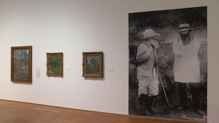 Exposition Camille Pissarro - L'atelier moderne -Kunstmuseum Basel (B. Stemmer / France Télévisions)