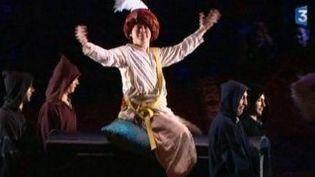"""""""Aladin et la lampe merveilleuse"""", de Nino Rota au Théâtre de Colmar  (Culturebox)"""