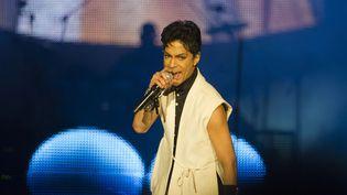 Prince en concert à Stockholm (12 août 2011)  (Stefan Soderström / EXP / TT Nyetsbyrân / TT News Agency / AFP)