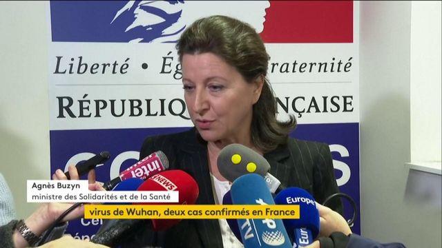 """""""Il ne faut pas aller aux urgences, mais appeler le 15"""", annonce Agnès Buzyn"""