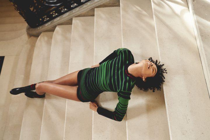 Sonia Rykiel automne-hiver 2021-22 à la Paris Fashion Week, en février 2021 (Sonia Rykiel)