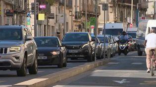 Sécurité routière : désormais, il faut rouler à 30 km/ h à Montpellier (France 2)