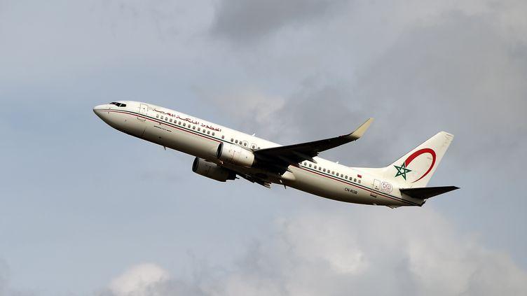Tous les vols marocains sont désormais forcés de contourner l'espace aérien algérien. (PASCAL PAVANI / AFP)