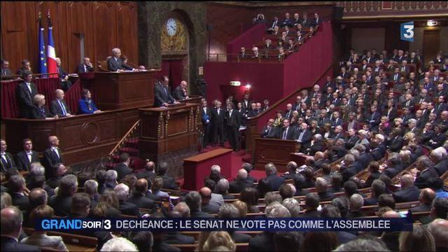 Déchéance de nationalité : le Sénat retoque le texte