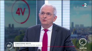 Christophe Devys (France 2)