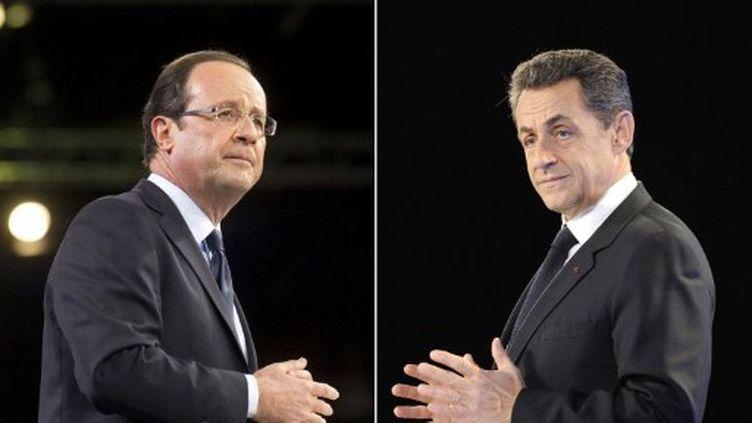 Nicolas Sarkozy adressera ses voeux à la presse mardi 31 janvier à partir de 17h (AFP)
