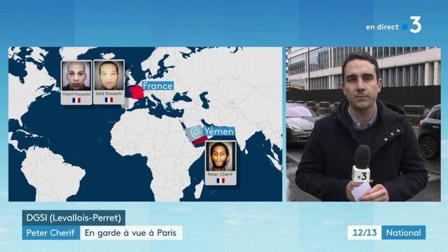 Peter Cherif : le jihadiste français placé en garde à vue à Paris