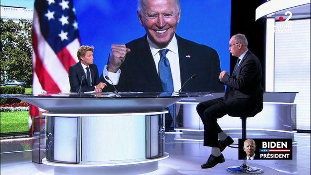 Présidentielle américaine : comment vont se dérouler les prochaines semaines, avant l'investiture de Joe Biden ?